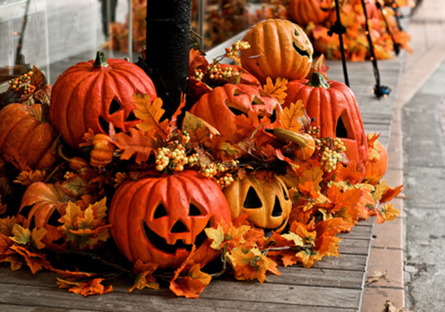 Halloween – inspiracje