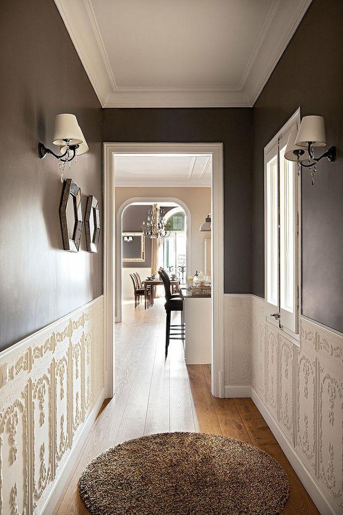 Dekoracje cienne agnieszka buchta architektura wn trz for Idea de pintura de corredor