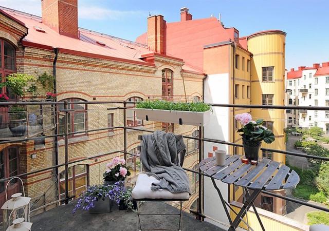Jak urządzić balkon na wiosnę?