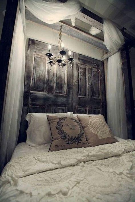 Gjør det selv(en) - sengegavl - Agnieszka Buchta - interiørdesign