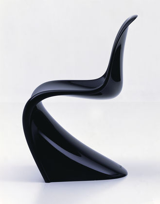 panton chair classic agnieszka buchta architektura wn trz. Black Bedroom Furniture Sets. Home Design Ideas