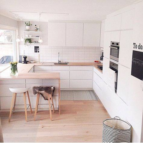 Inspirasjon: kjøkken - Agnieszka Buchta - interiørdesign