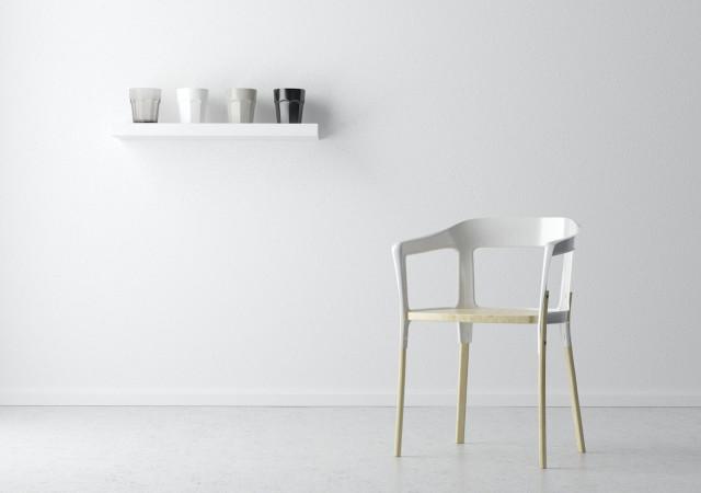 Zakupy: białe meble