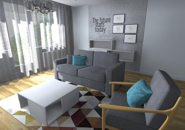 Gliwice / mieszkanie / 75m2
