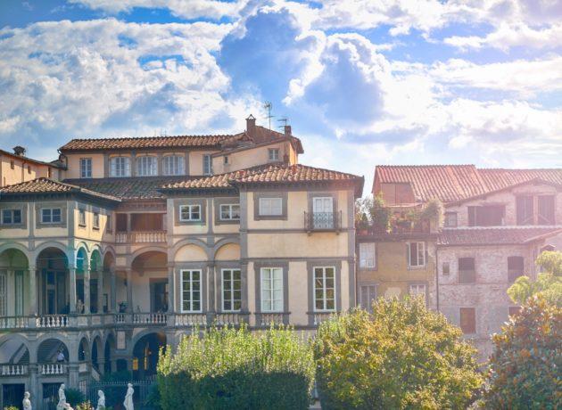 Włoski klimat we wnętrzu