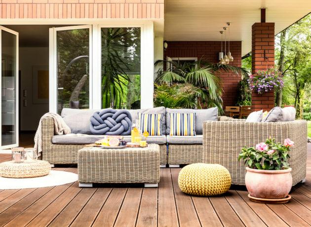 Zestaw mebli ogrodowych nie tylko latem?